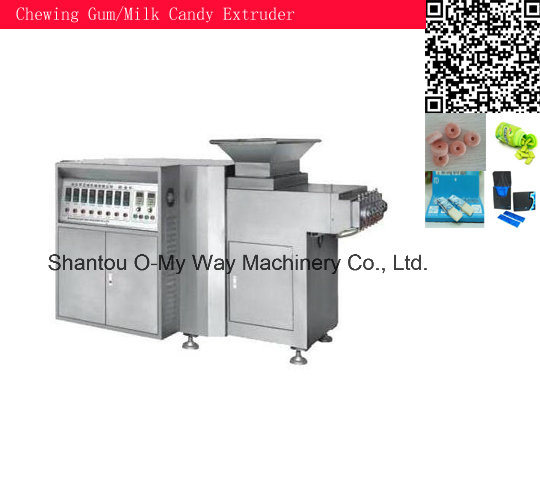 Starch Candy Production Equipment with Pillow Packing Machine