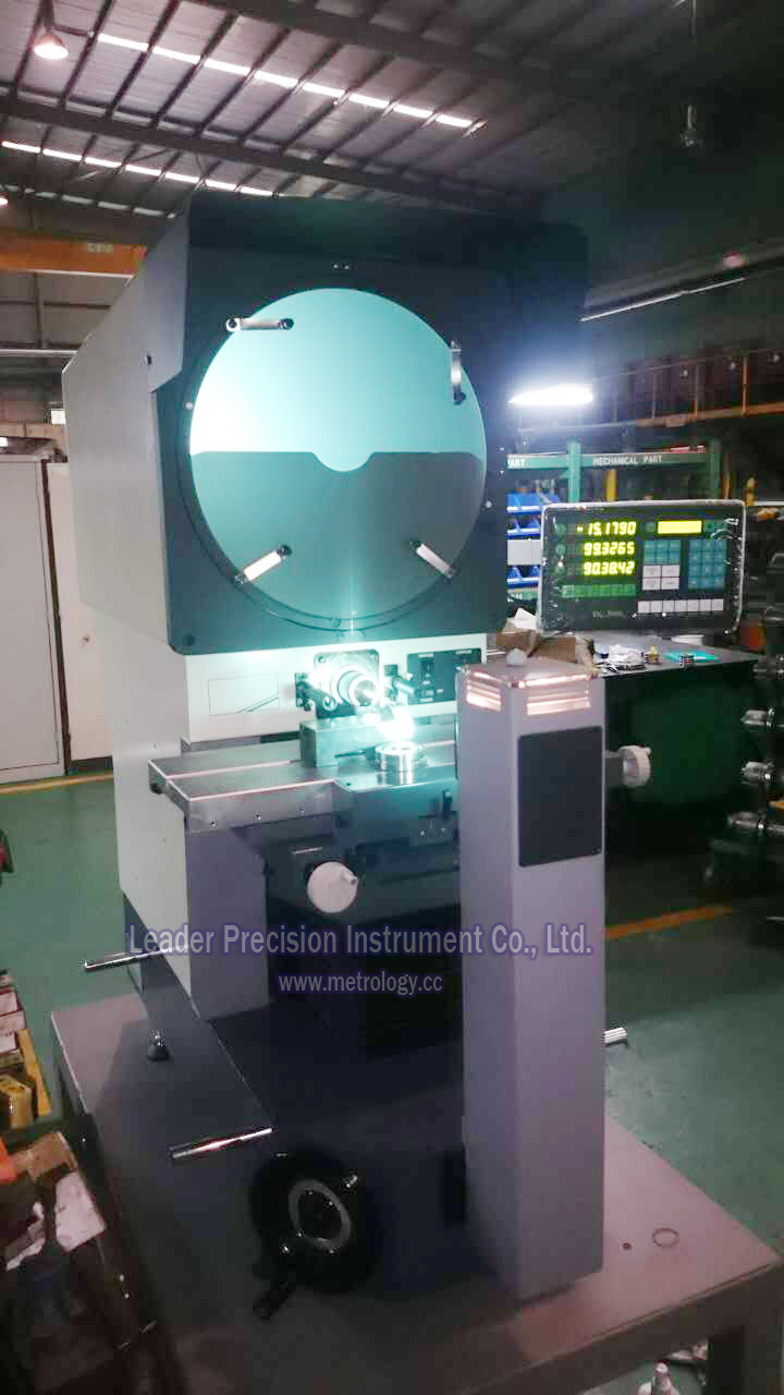 Lab Horizontal Rebar Measuring Instrument (HOC-400)