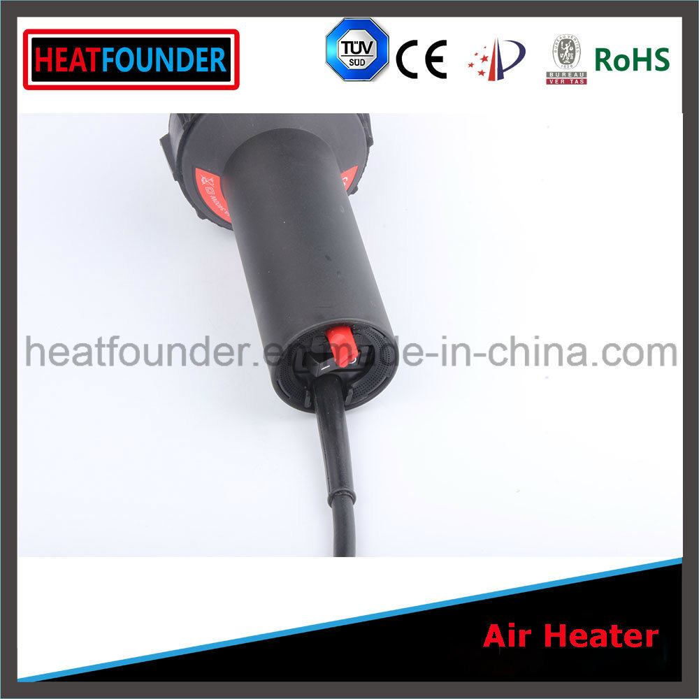 Temperature Adjustable Customized Hot Air Gun Welding Machine