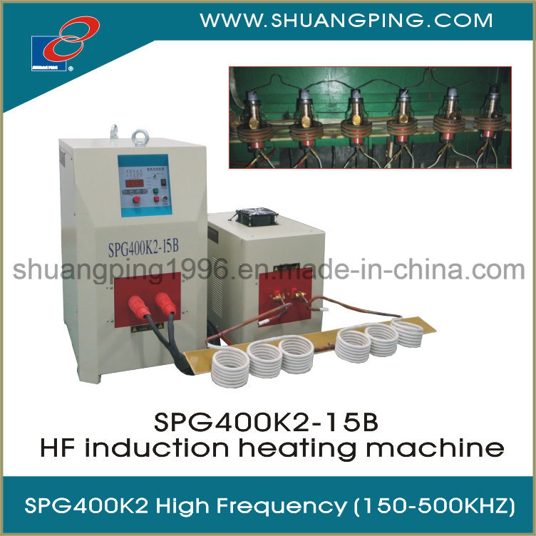 Spg400k2 High Frequency Induction Heating Machine
