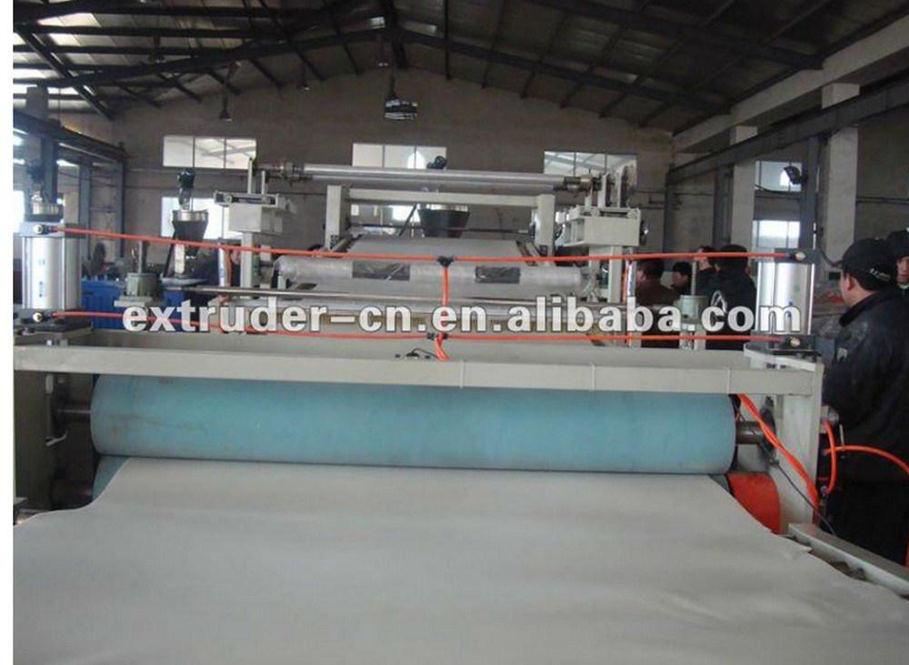 Best Selling PVC Sheet Production Line