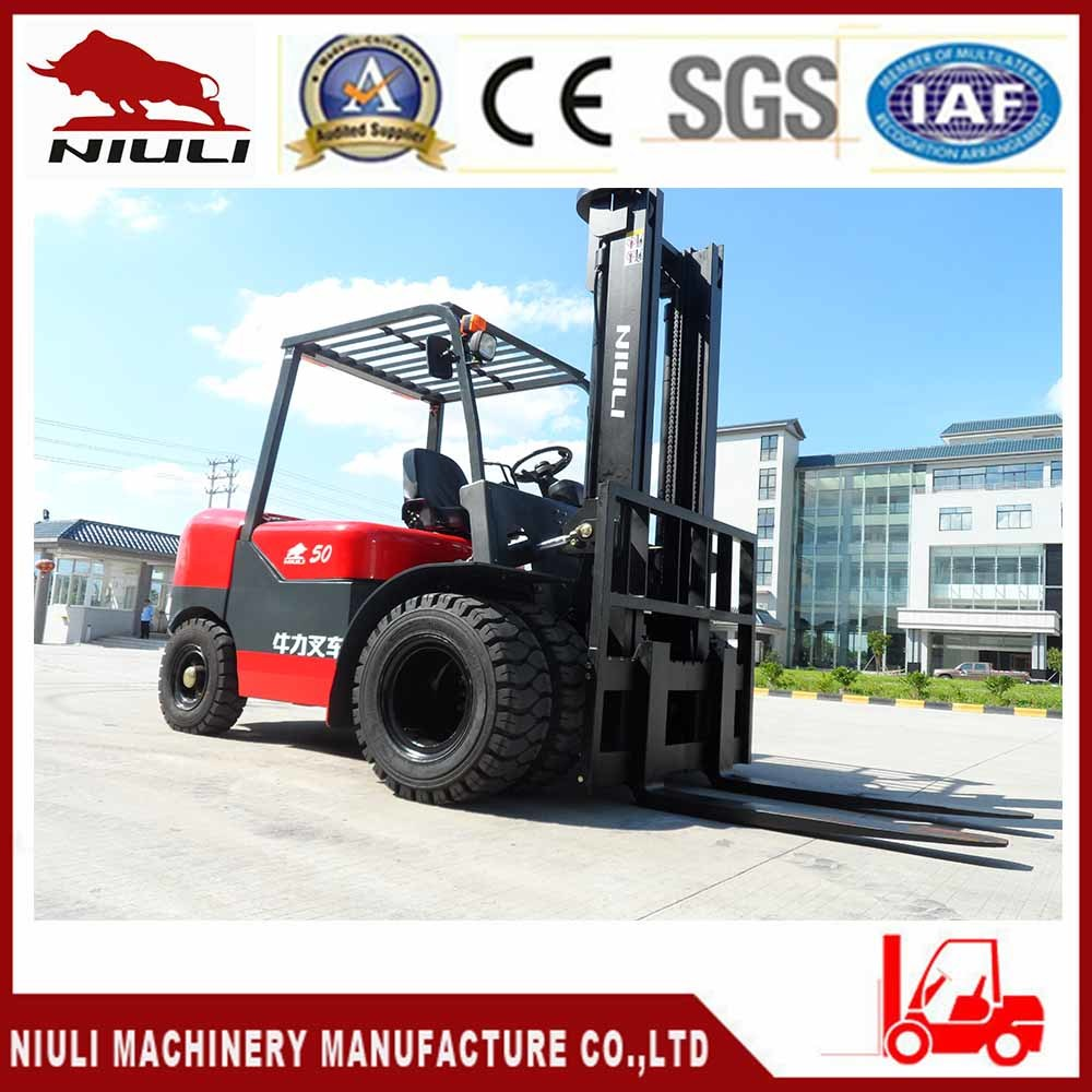 5ton Diesel Forklift with Japanese Technique Top Quality