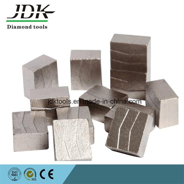 Sharp K, M, << Shape Diamond Segment