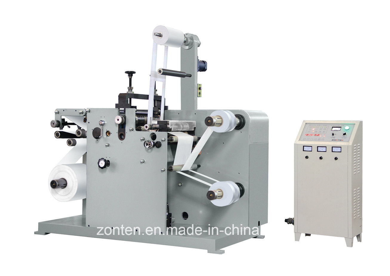 Rotary Die Cutter&Slitting Machine (FQ-330R)