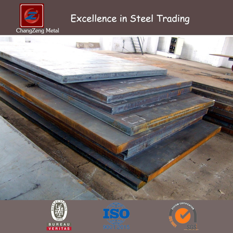 Cold Rolled Steel Sheet for Embossing Plate (CZ-S46)