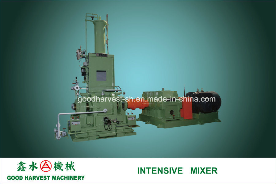 Intensive Mixer for PVC Calender Line