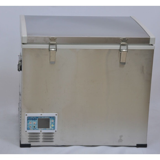 DC Compressor Refrigerator for Car, Boat, Yacht Using