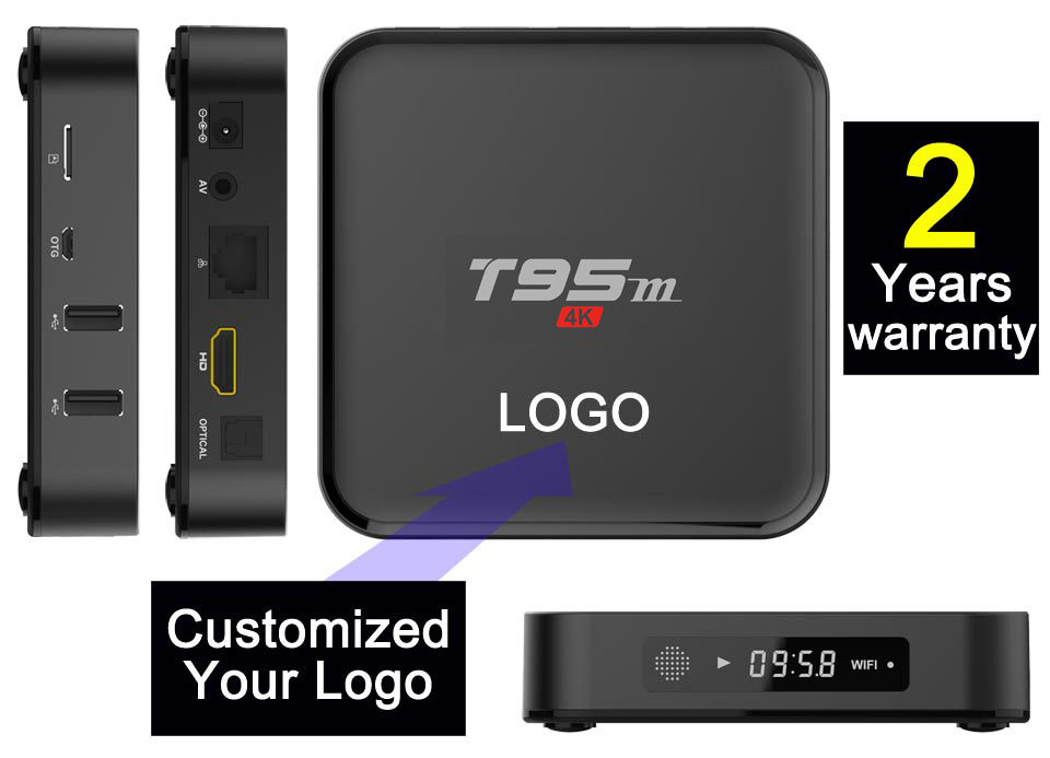 Android TV Box T95m-2GB