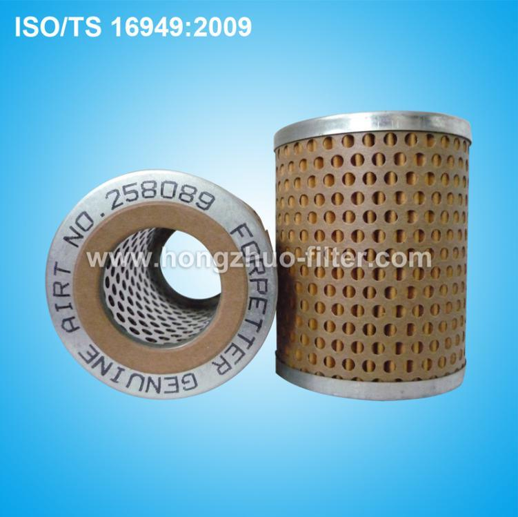 Car Oil Filter for 258089