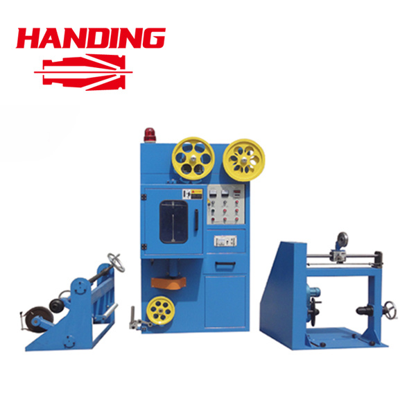 630/800mm Single Layer Taping Machine for Cable and Wire