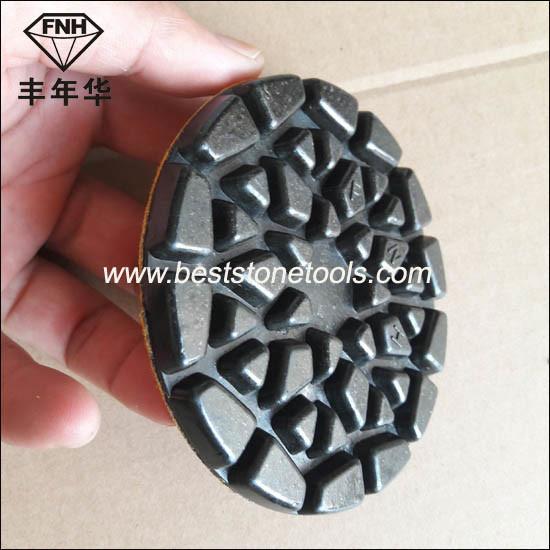 Cr-28 Fnh Floor Polishing Pad for Stone Concrete