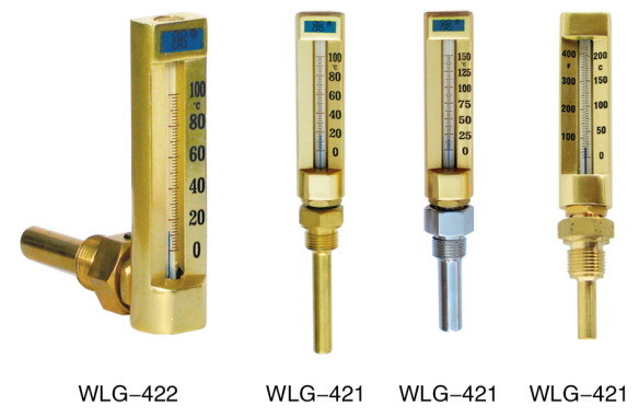 Factory Sales Metal Protector Thermometer