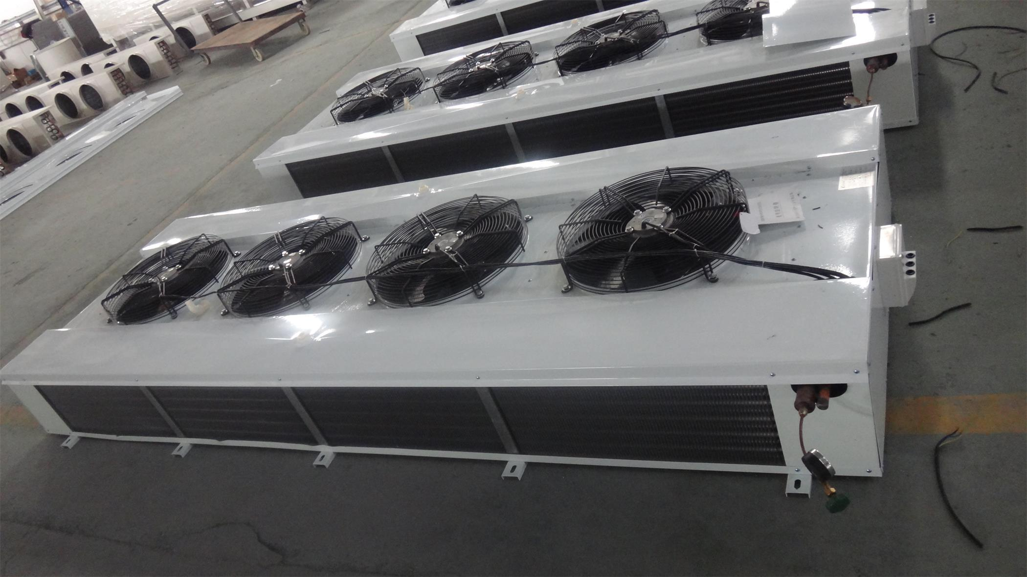 China Hot Sale Double Side Blowing Unit Cooler Evaporator
