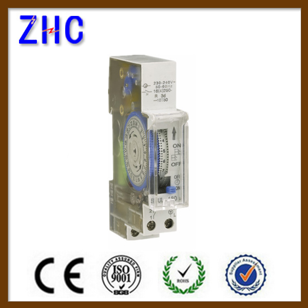 Sul180A 24 Hour Mechanical 16A Switch Timer