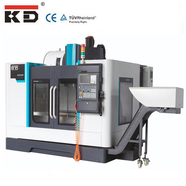CNC Milling Machine High Precision Vertical Machining Centers Kdvm800la