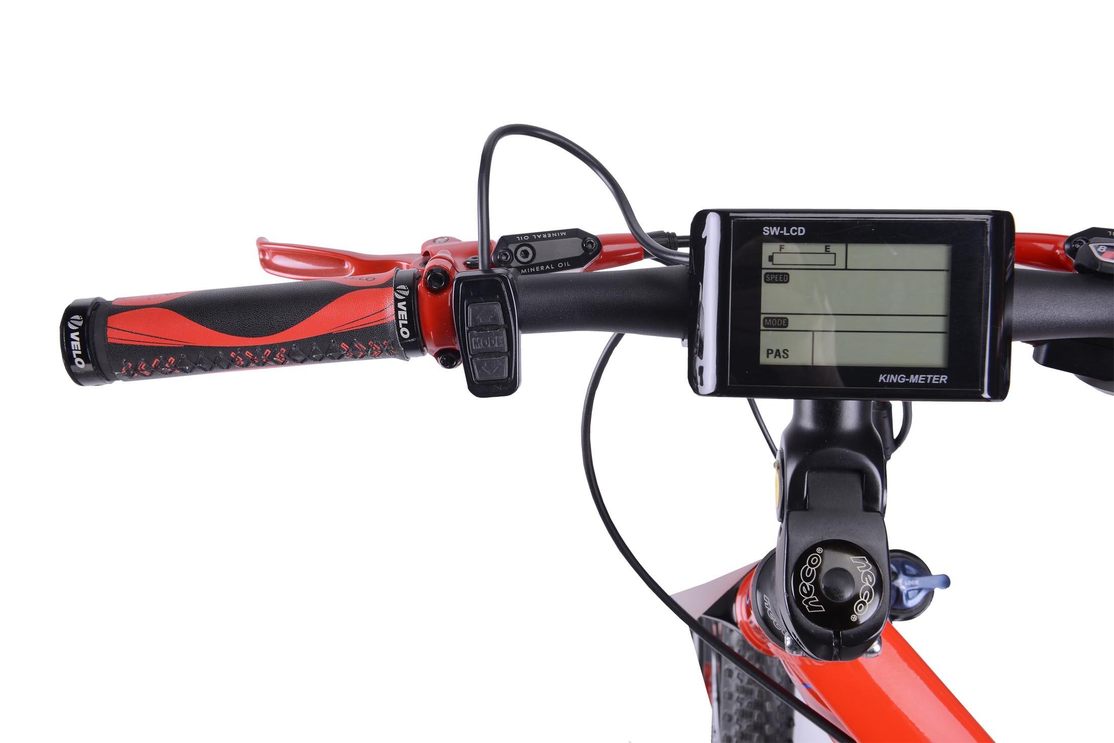 2016 New Model Electric Mountain Bike