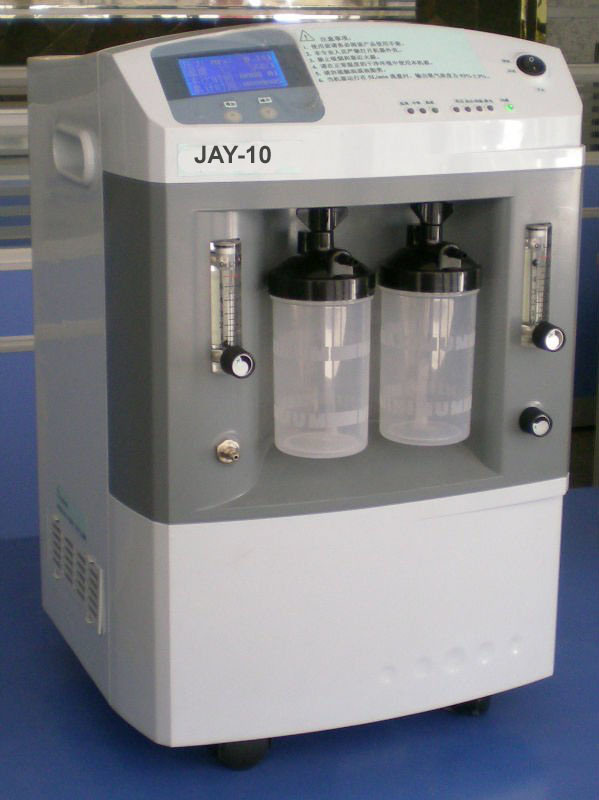 8L Single Double Flow Oxygen Concentrator (JAY-8)