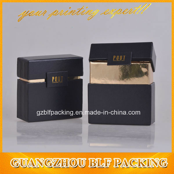 Gold Card Paper Storage Cardboard Gift Boxes