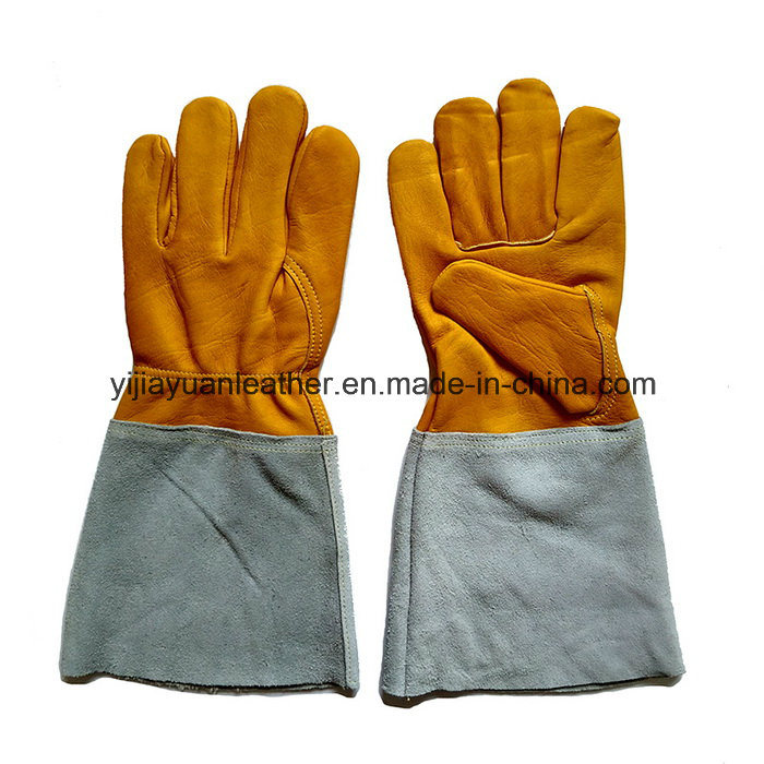 Wholesale Cowhide TIG Welding Gloves