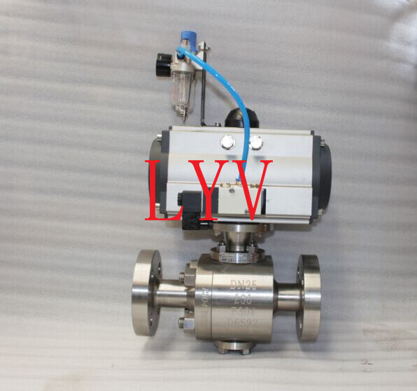 Wcb Worm Gear Floating Stainless Steel Ball Valve