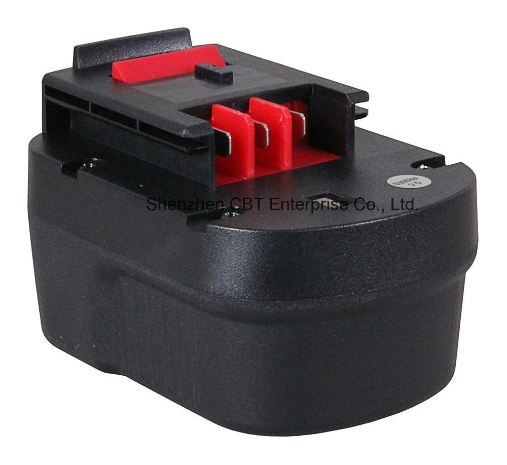 A12 A12ex Battery for Black & Decker A12xj A12-Xjhpb12 A1712 Fsb12 Fs120b