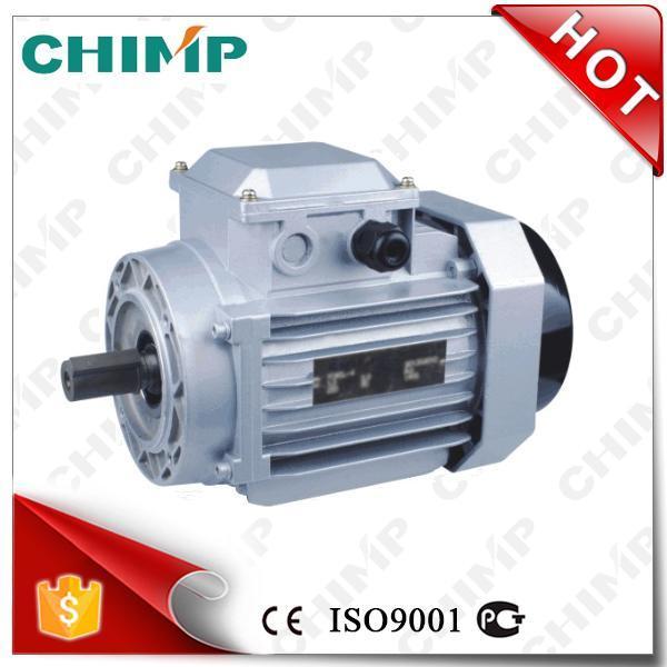 Chimp Ms Series 6 Poles 7.5kw Aluminum Single/Three Phase Asychronoous AC Electric Motor
