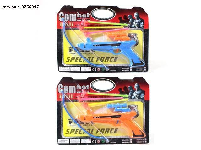Plastic Playset Toy of Bow and Arrow Sport Toy