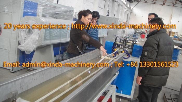 PVC Edge Banding Production Line Machinery