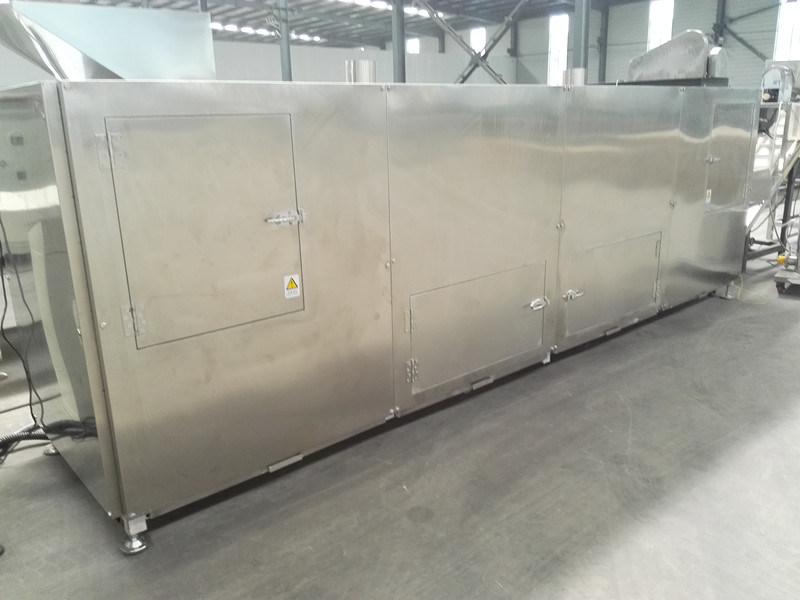 China Hot Sell Customized Cheap Snack Puffed Food Making Machine