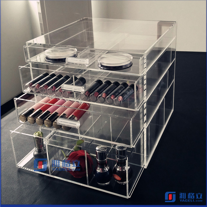 High Quality Best Service Acrylic Cosmetic Storage Box