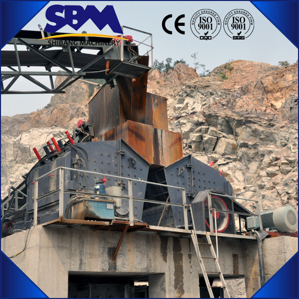 Sbm 30-600tph Professional Impact Crusher, Rock Crusher, Stone Crusher Machine