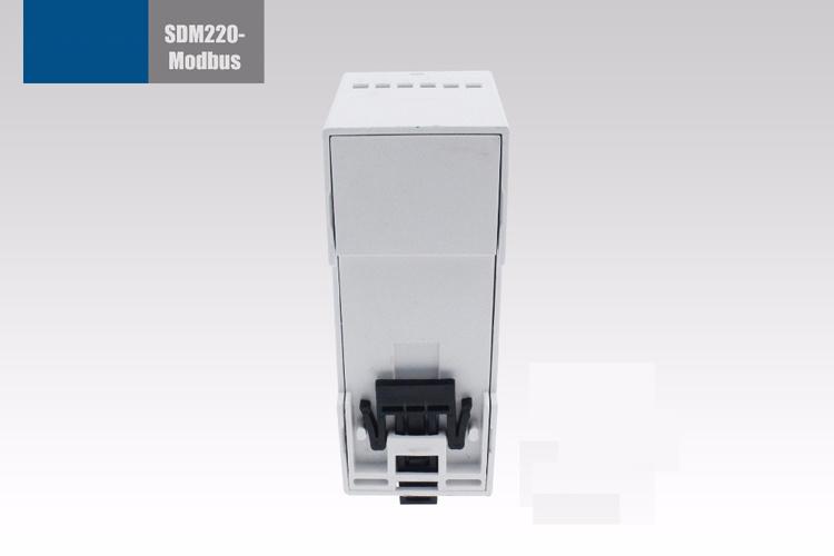 Single Phase RS485 Modbus DIN Rail Digital Energy Meter Sdm220-Modbus
