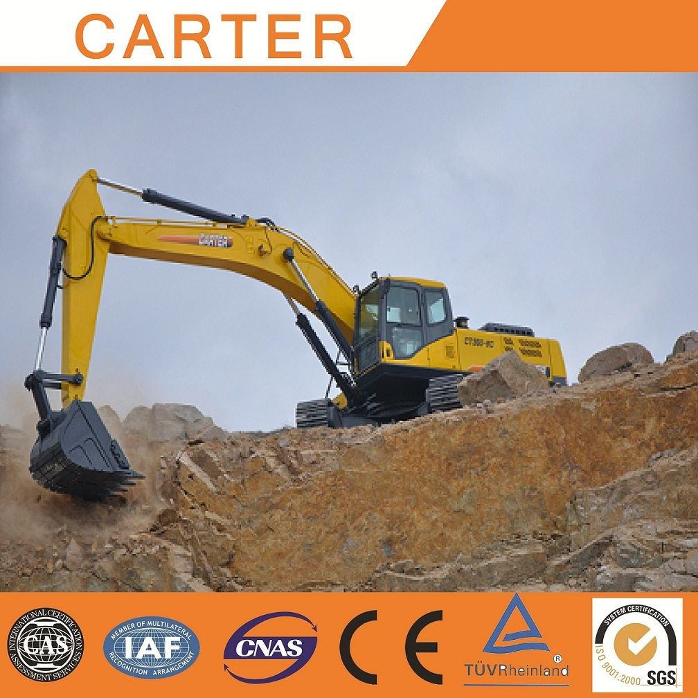 CT360-8c Carter (114m3) Multifunction Heavy Duty Crawler Backhoe Excavator