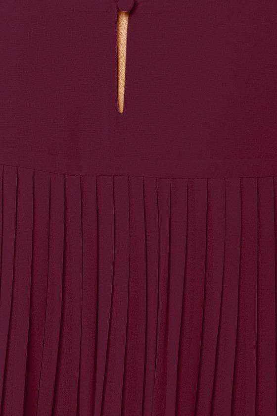 Ladies Chiffon Tops Tiered Ruffle Blouse Autumn Women′s Clothing