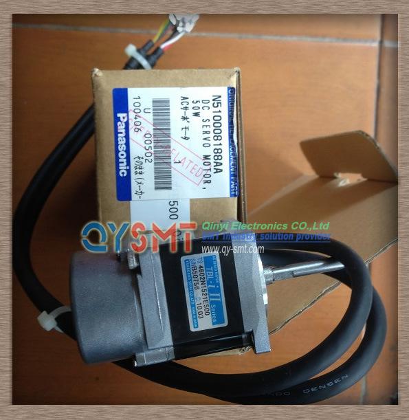Panasonic DC Servo Motor N510008188AA Ts4602n1521e500