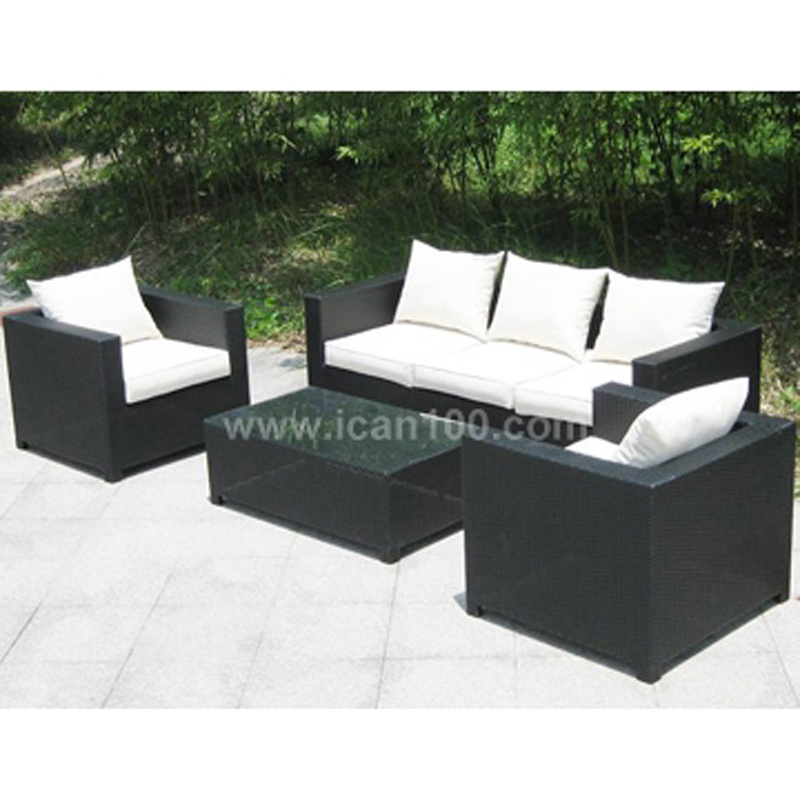 Garden Leisure Rattan Sofa Furniture (WS-06020)