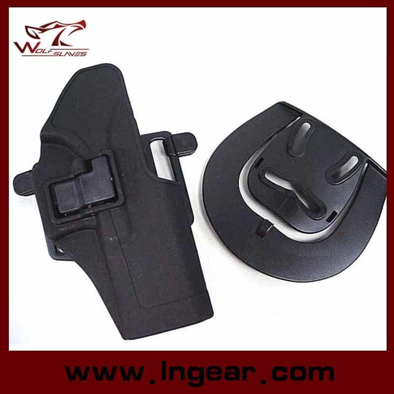 Police Gun Paddle Glock Holster CQC G17/22/31 Pistol Beretta Holster