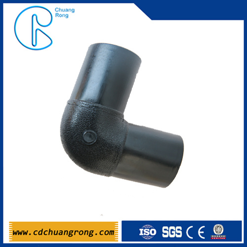 HDPE Pipe 90 Degree Elbow Fitting