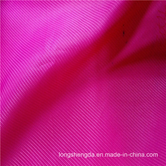 75D Water Resistant & Anti-Static Outdoor Woven Jacquard 100% Polyester Fabric (E054)