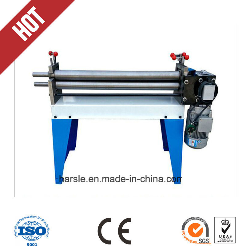 3 Roller Electric or Manual Rolling Machine
