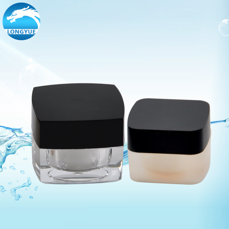 50ml Cosmetic Packaging Airless Bottle Cream Jar for Sale