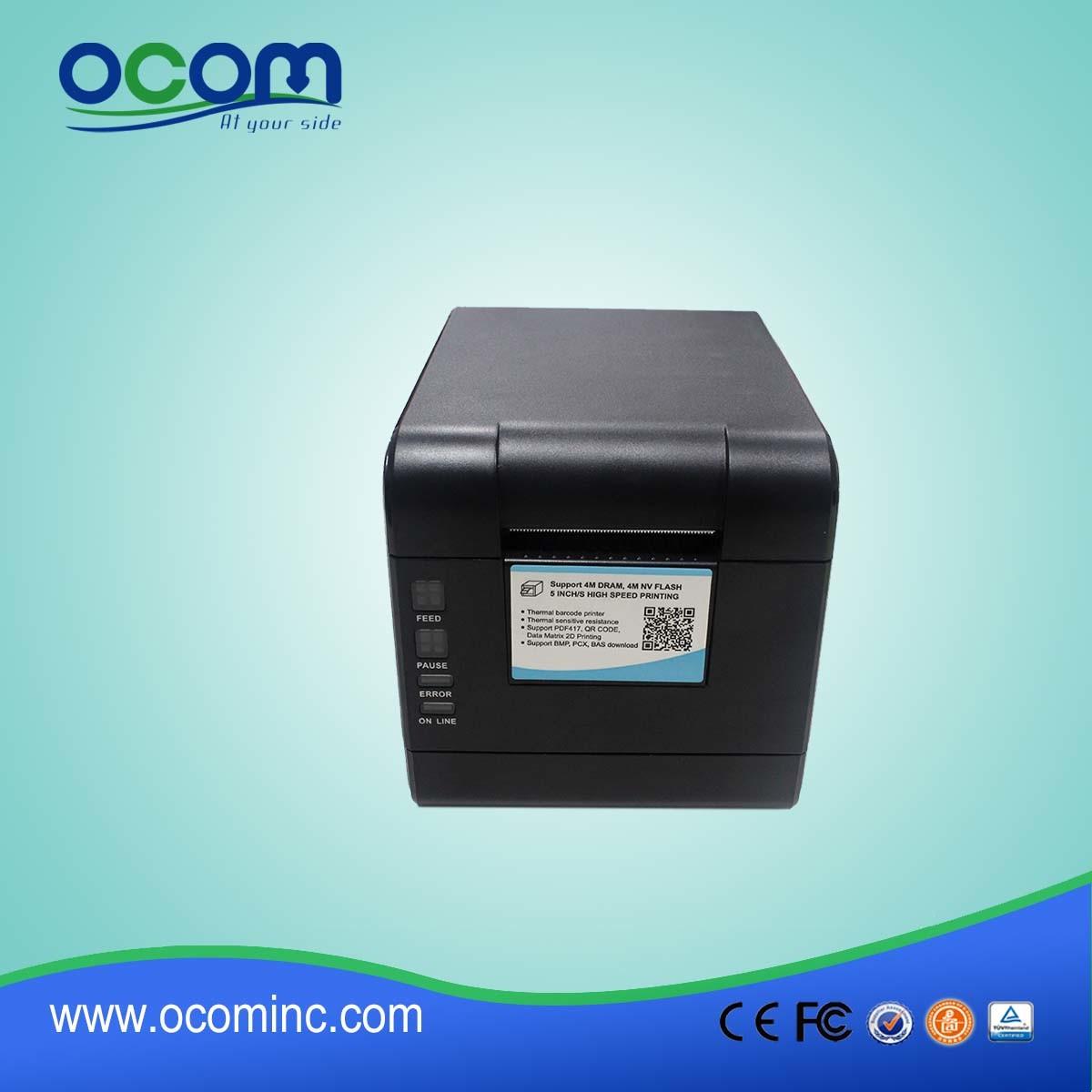 Ocbp-006 Industrial Label Bar Code Printing Printer