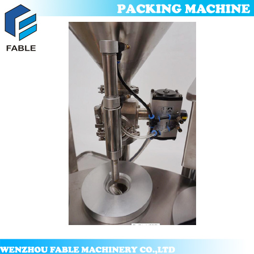 Automatic Rotary Cup Filling and Sealing Packing Machine for Food (VR-1)