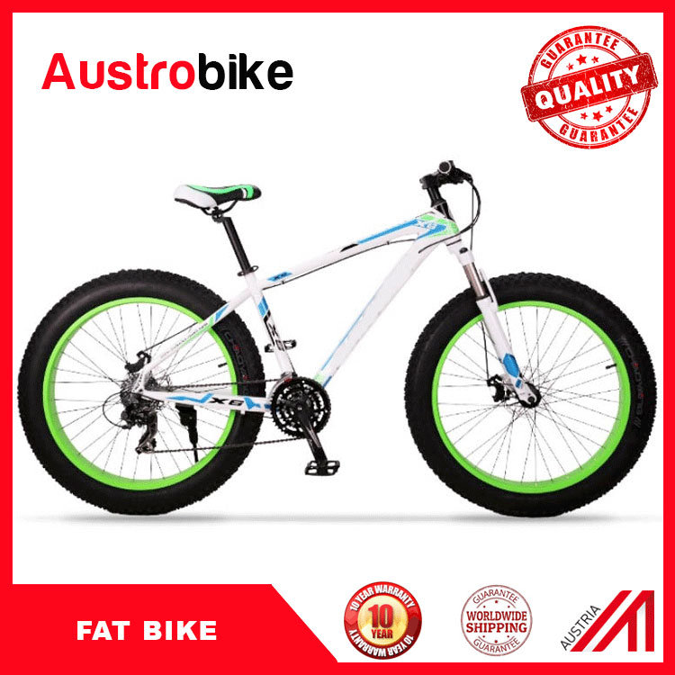Hot Selling Steel Alloy Aluminum Carbon Frame White Black Color Fat Bike 26inch Cheap Cheap for Sale Ce European Market
