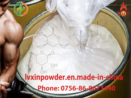 Man High Purity Tadalafil for Muscle