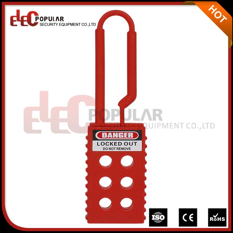 Insulation Hasp Lockout