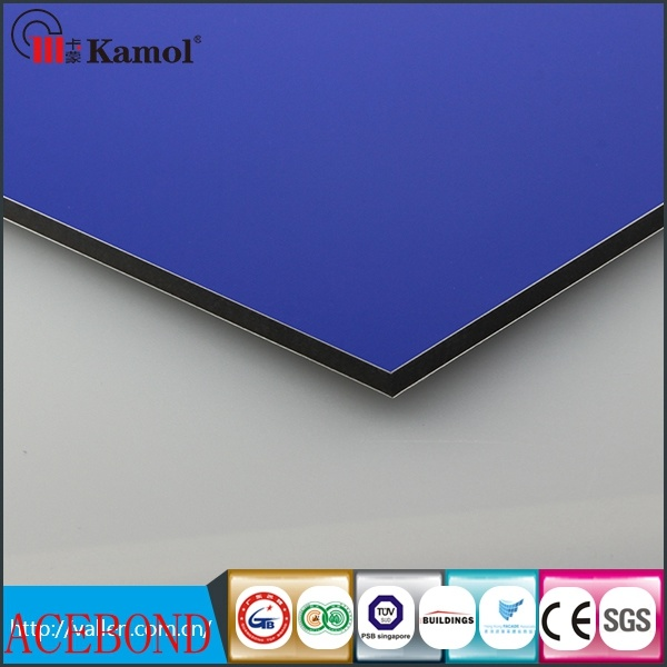 High Quality Mirror Aluminum Composite Panel ACP Factory