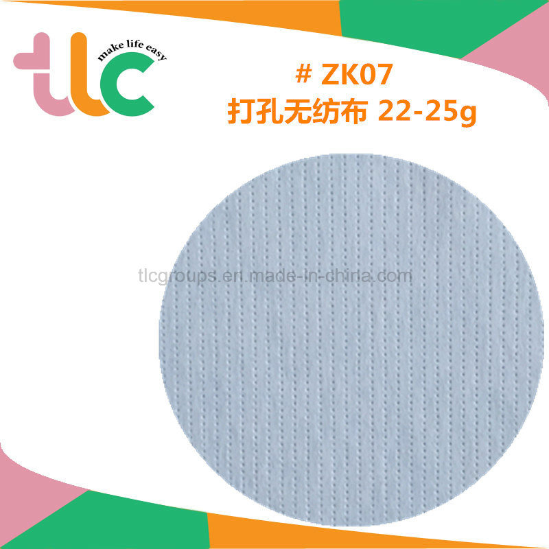 Good Quality Hot Airthrough Hydrophilic Nonwoven Fabric