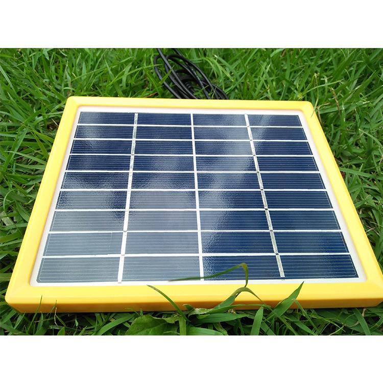 Poly Solar Panels 5W-10W for Solar Lighting System