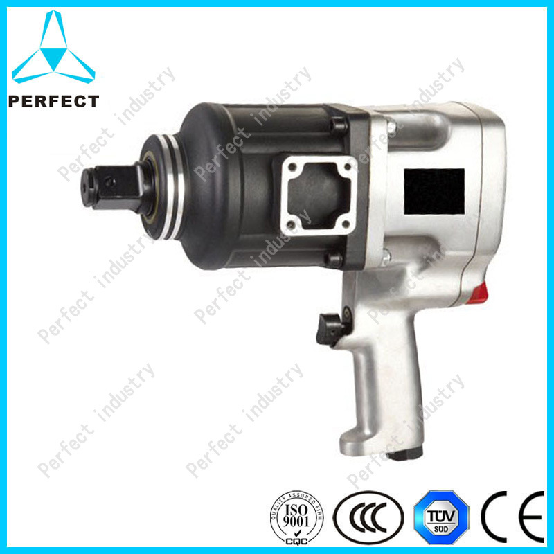 "1"" Pin-Less Hammer Air Impact Wrench"